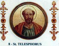Telesphorus, Papst
