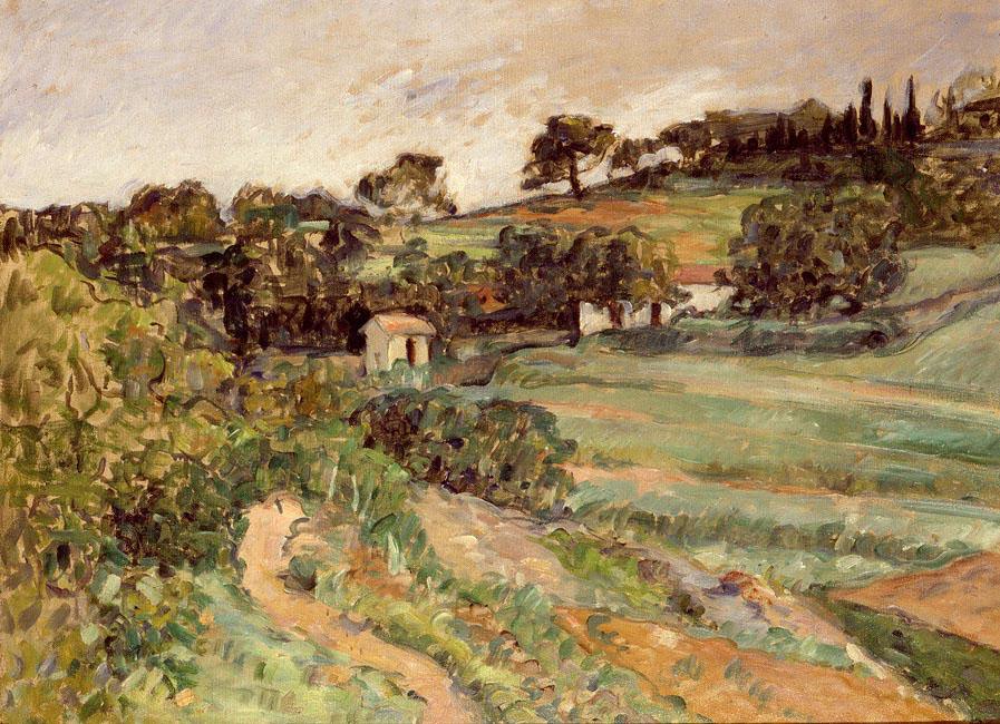 File:Paul Cézanne - Paysage (sur 1879).jpg - Wikimedia Commons