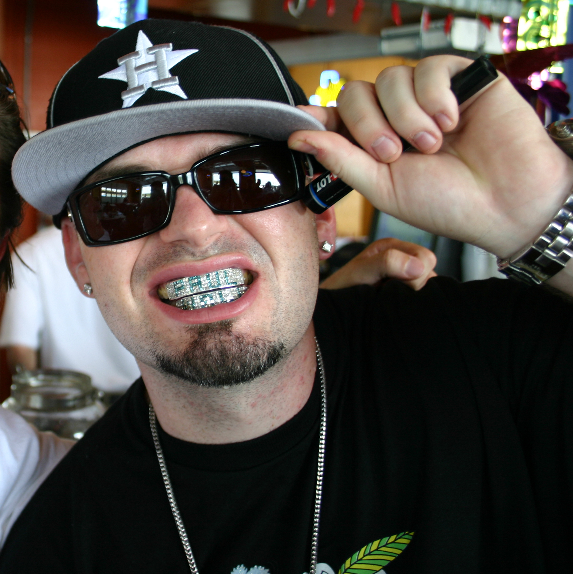 Grammy Award nominated Paul Wall