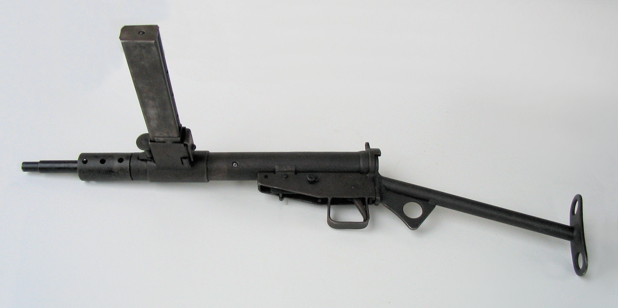 Sten Wikipedia Xrep A Combination Of Taser And Shotgun
