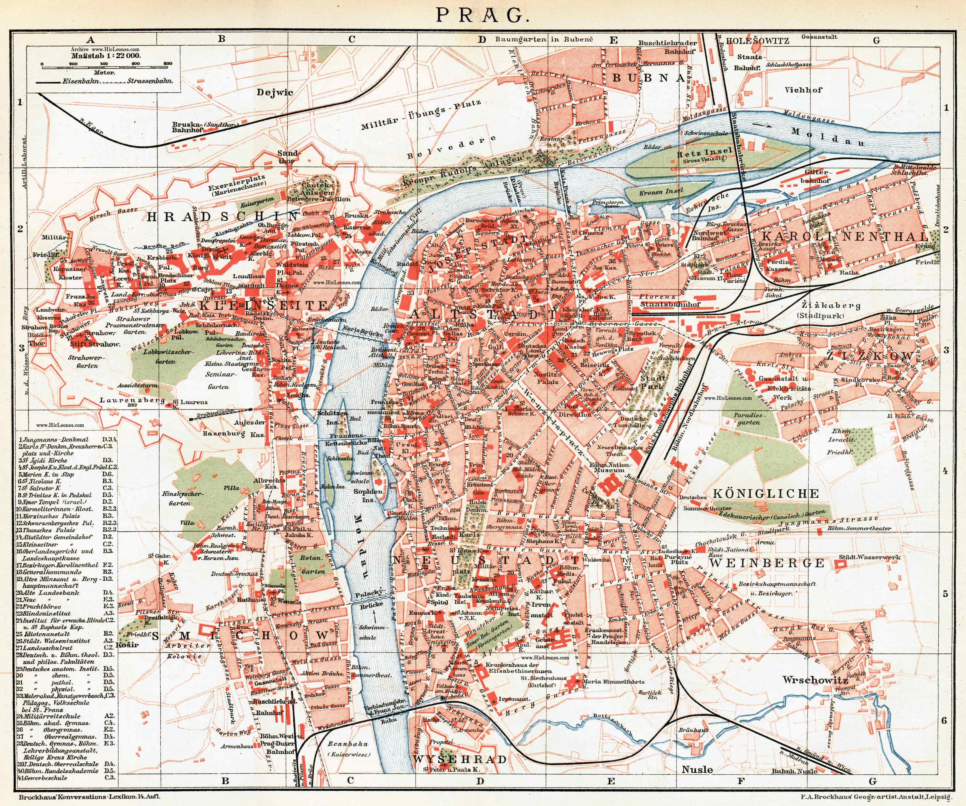 File:Prag 1885 Stadtplan.jpg - Wikimedia Commons