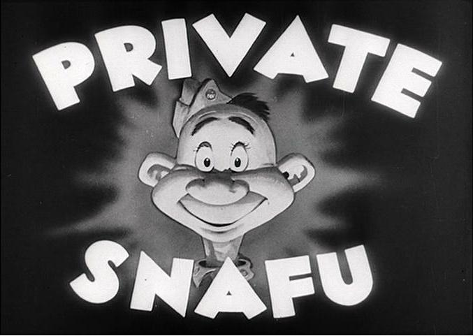 Image result for private snafu