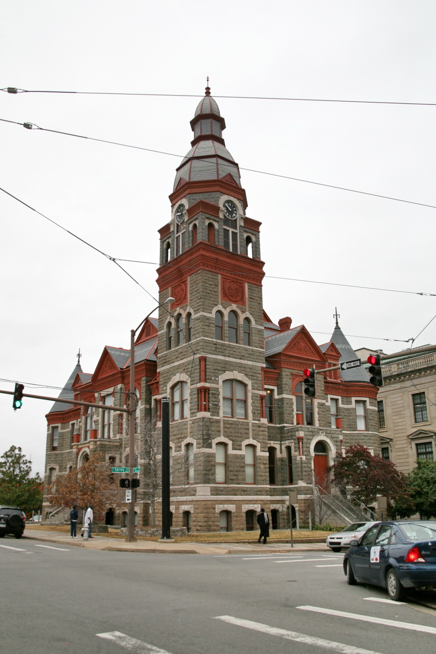 Pulaski County, Arkansas - Wikipedia