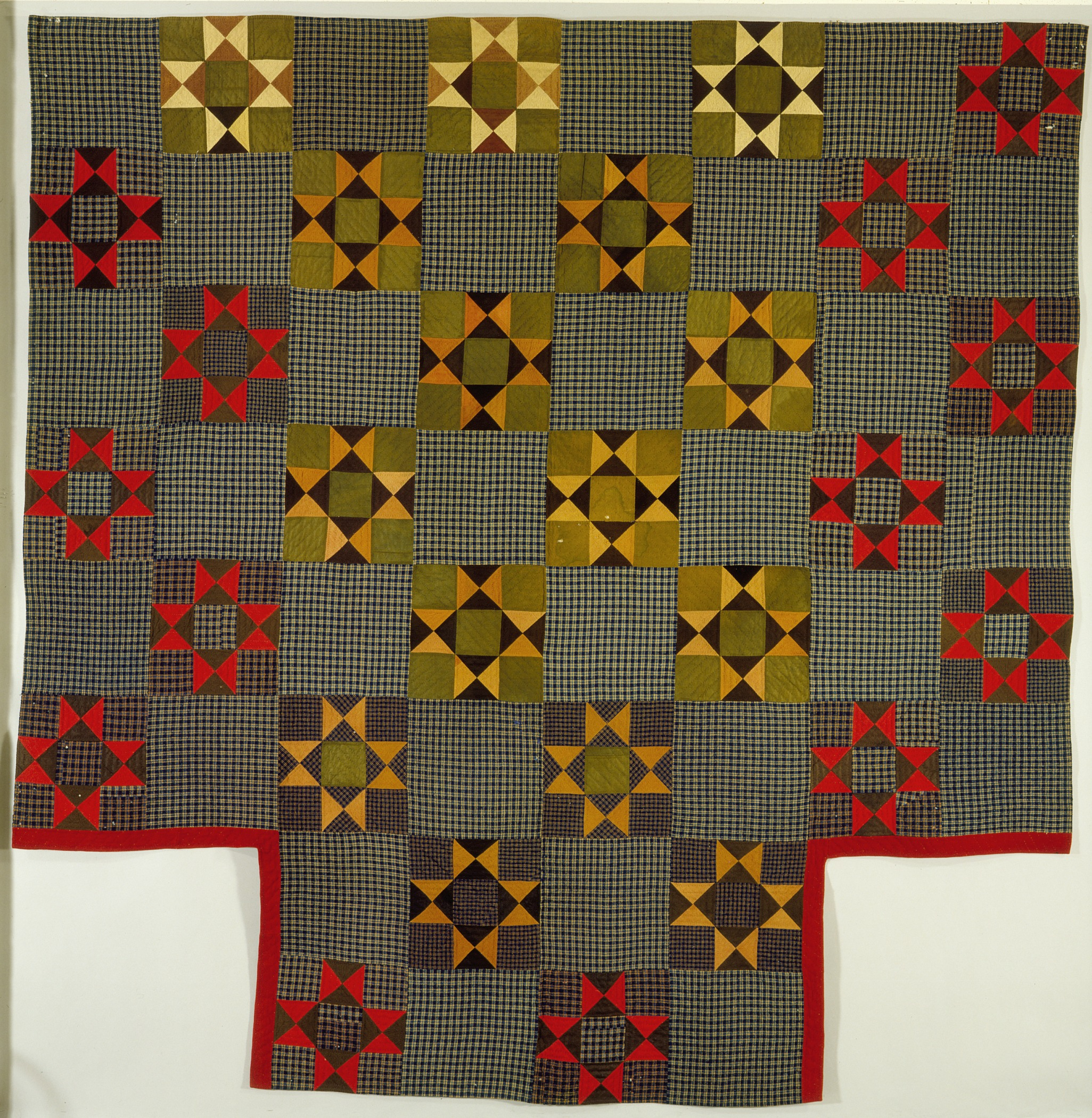 Picture of: File Quilt For Four Poster Bed Variable Star Lacma M 81 327 2 Jpg Wikimedia Commons