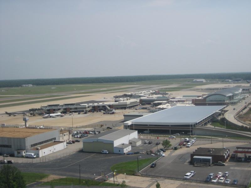 Depiction of Aeropuerto Internacional de Richmond