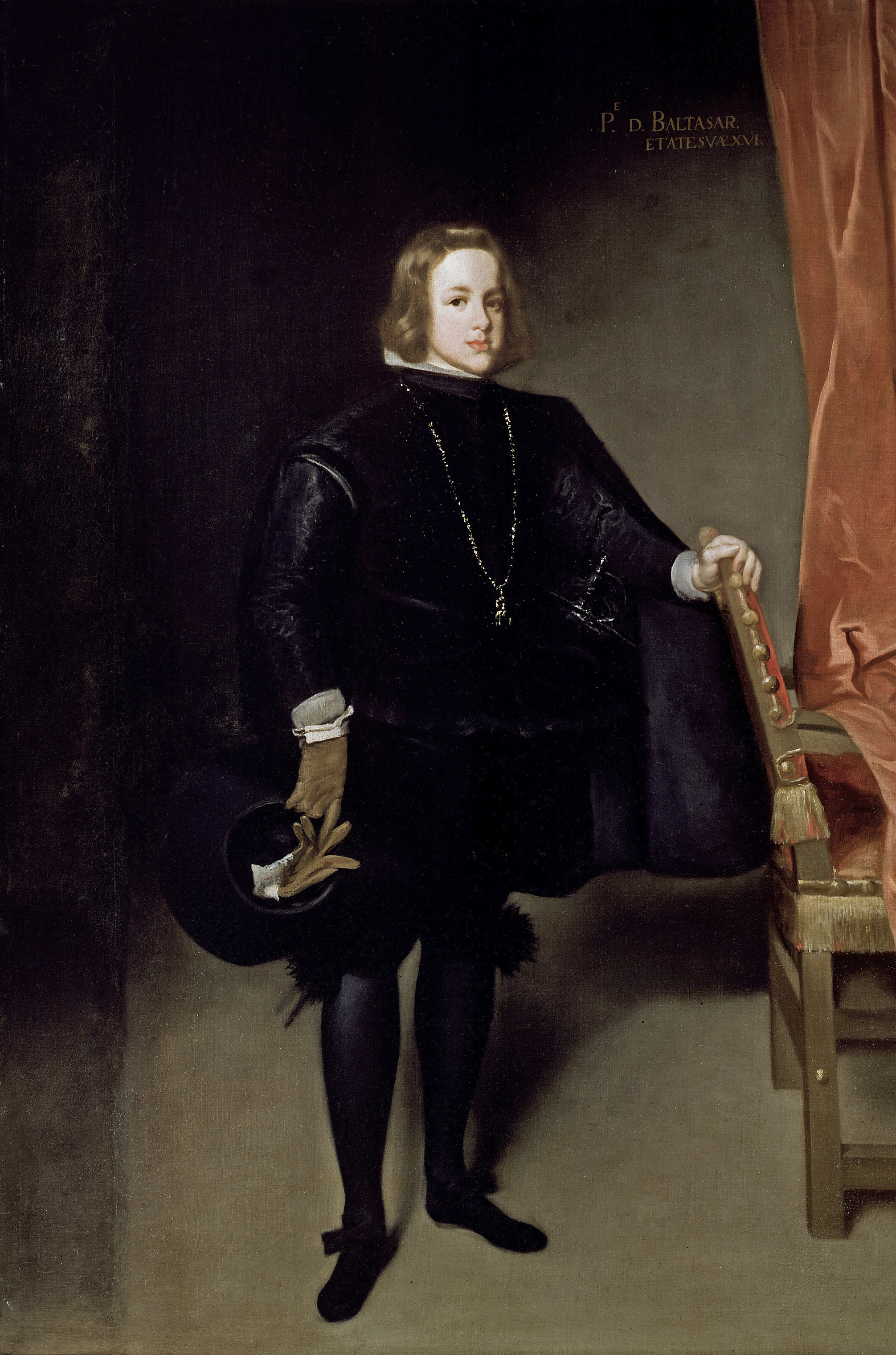 Baltasar Carlos de Austria - Wikipedia, la enciclopedia libre