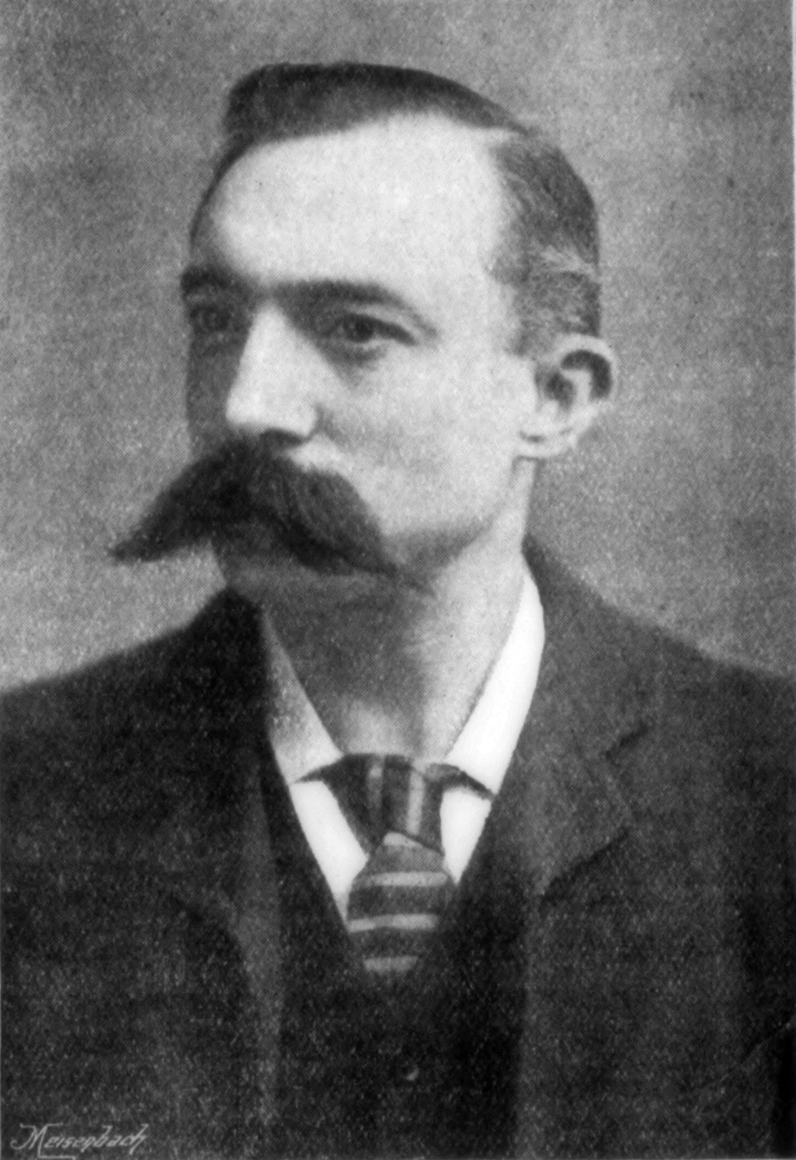 Robert Blatchford in 1895