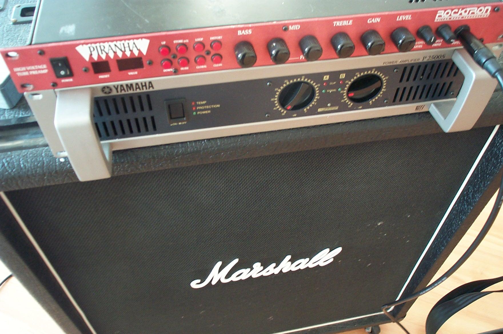 Power Amplifier Yamaha Ps