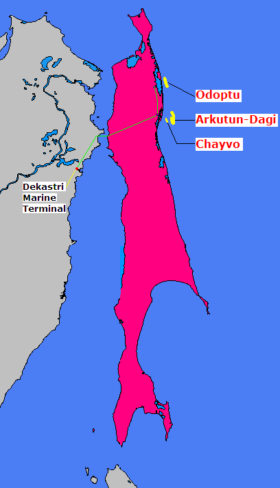 Сахалин-1 — Википедия