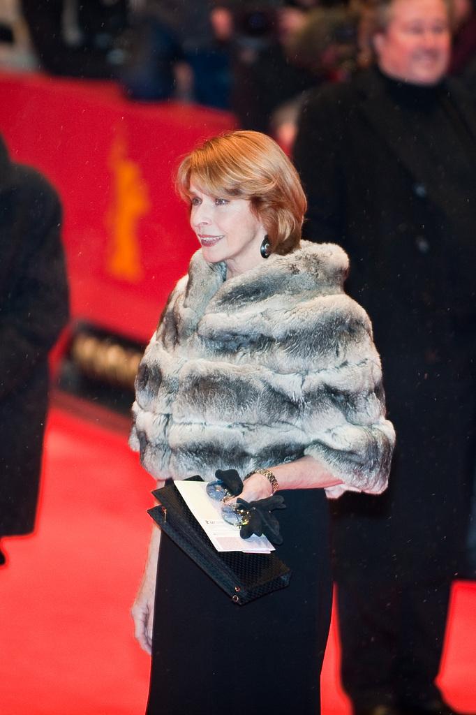 Senta Berger 2010