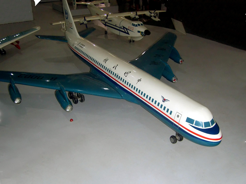 File:Shanghai Y-10 model.jpg - Wikimedia Commons