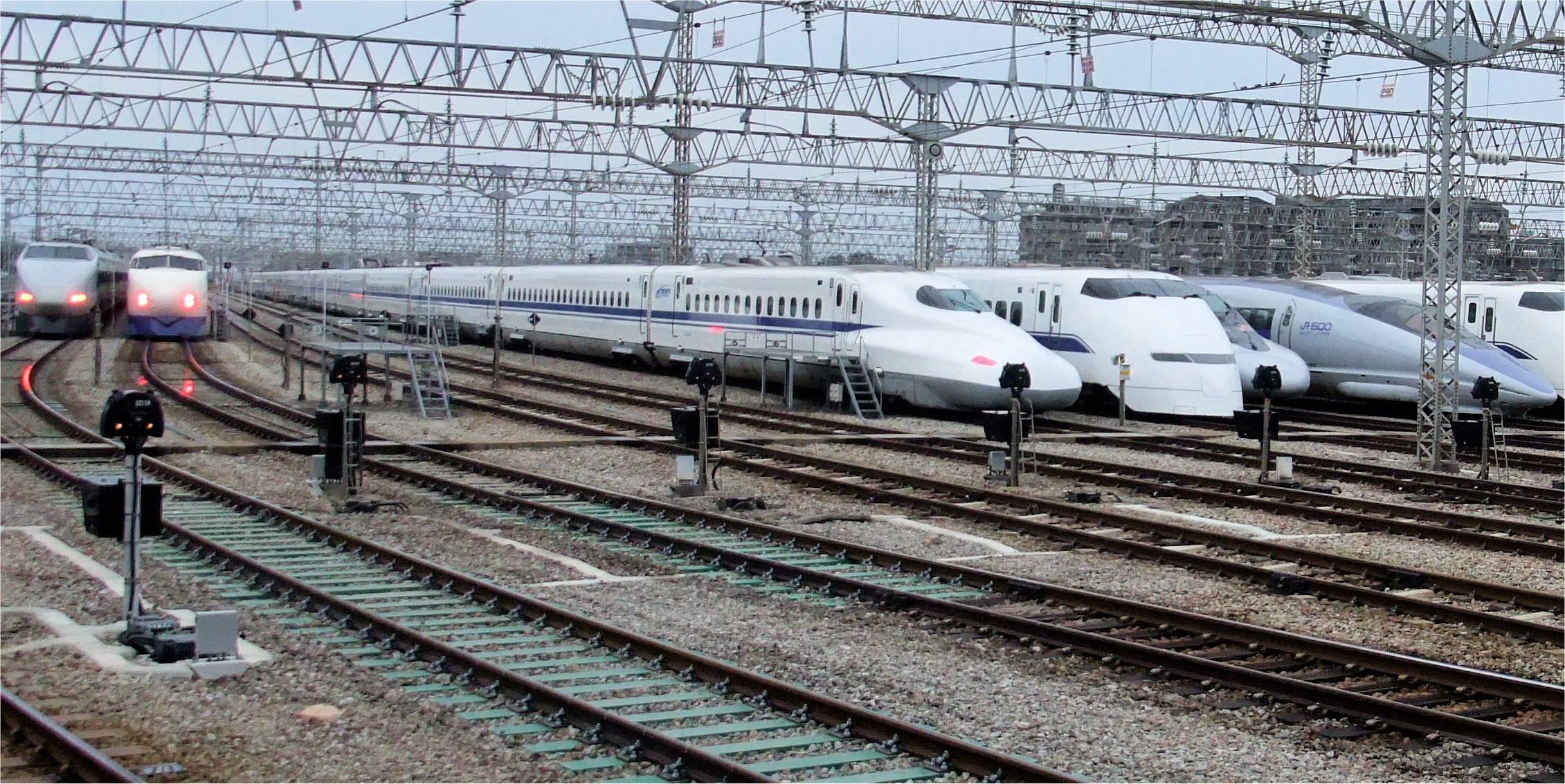 [Société] Le Shinkansen Shinkansen0-n700