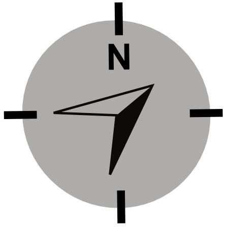 Filesimple Compass Rose Symbol Draftg Wikimedia Commons