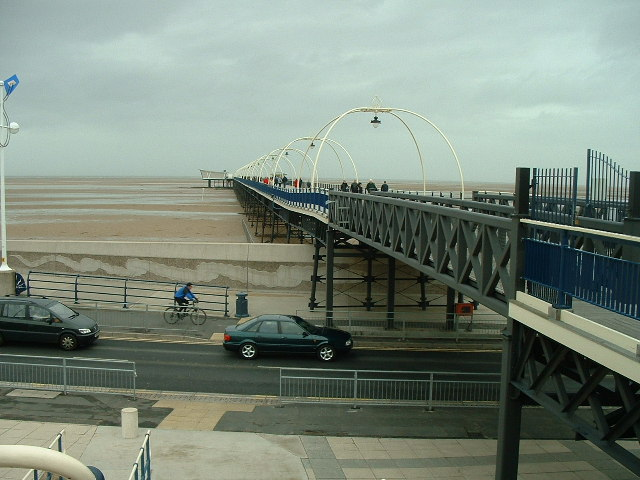 Southport Pier - geograph.org.uk - 63701