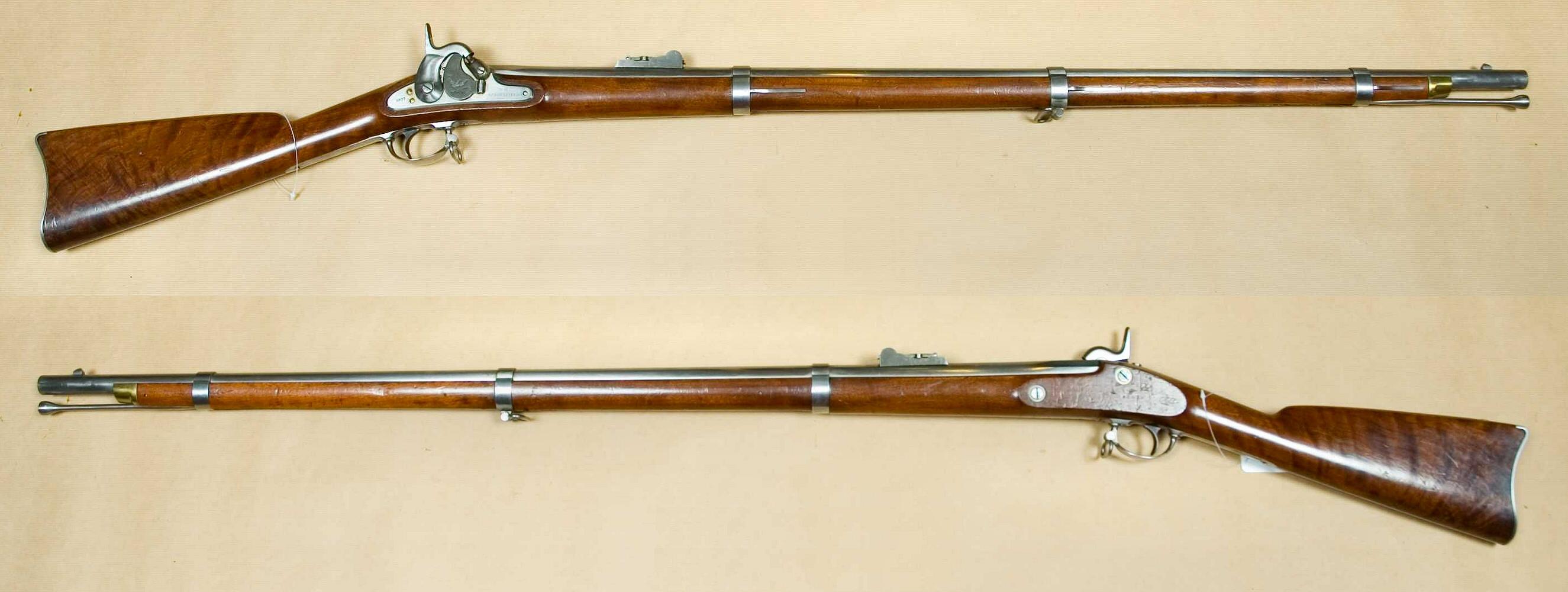 Springfield Model 1855 Military Wiki Fandom Powered By