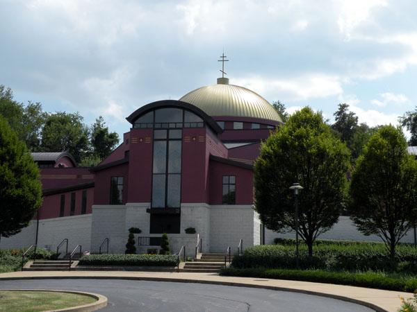 18bcdd340 St. John the Baptist Byzantine Catholic Cathedral (Pittsburgh ...