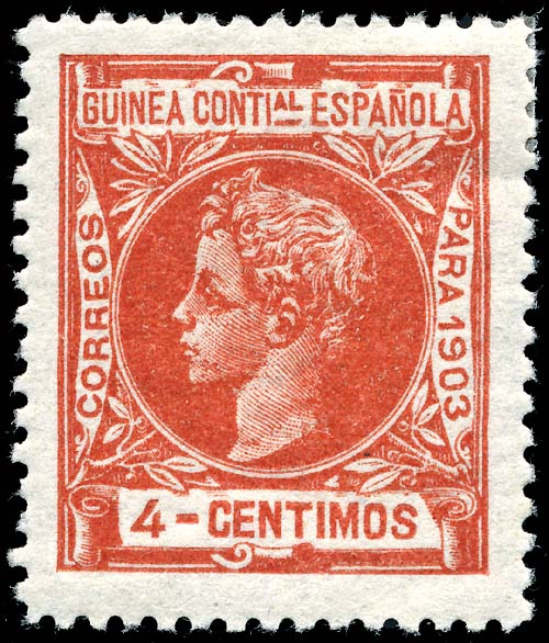 Stamps From Spain