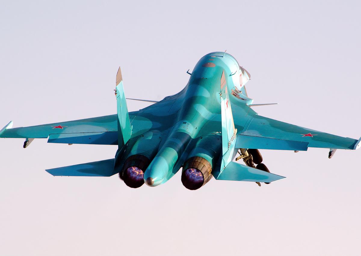 Description Sukhoi Su-34 - take off.jpg