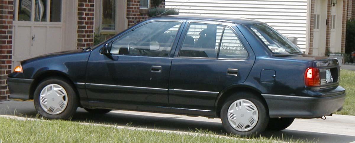 Chevrolet Suzuki Swift