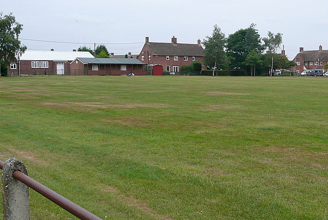 Tadley Hill, The Green - geograph.org.uk - 2453919