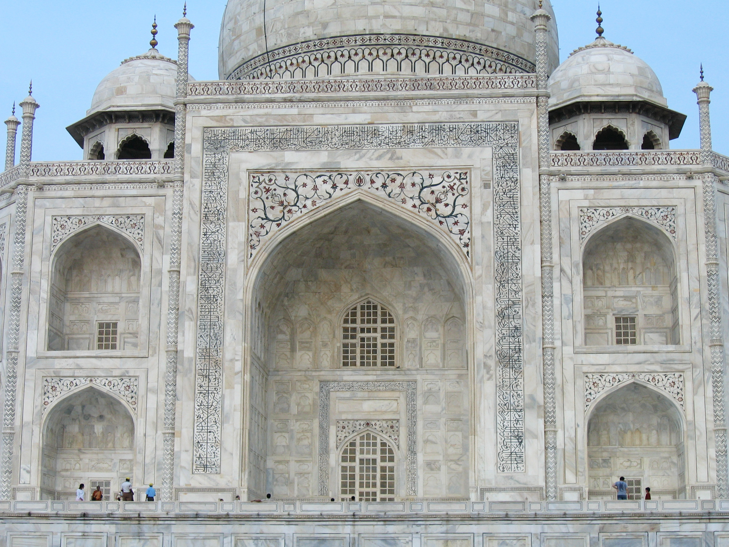 File taj mahal agra views from around 55 jpg wikipedia for Architecture definition wikipedia