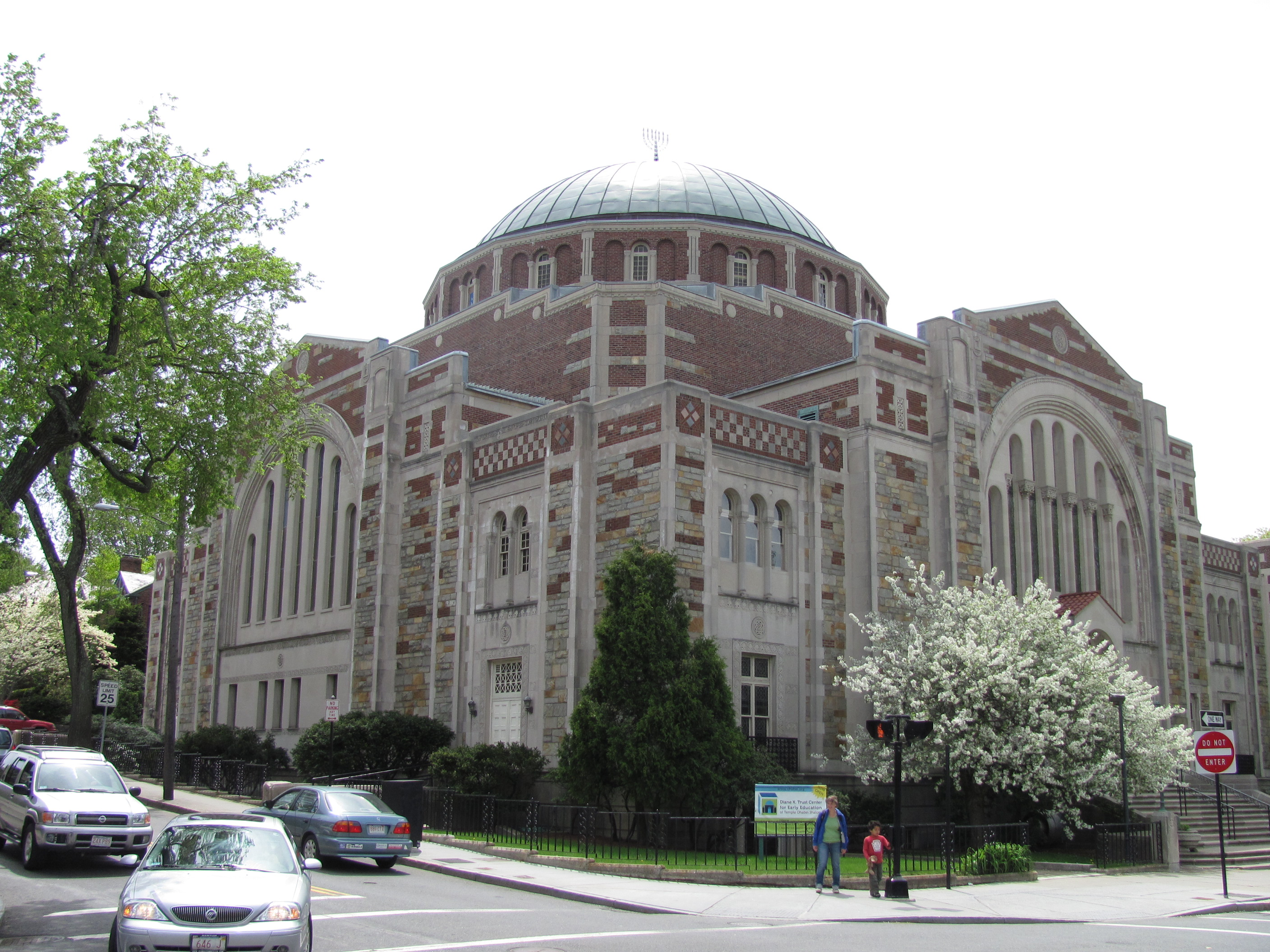 Reflecting Brookline's Jewish Culture: Featuring Boston 3G, Inc. and Jewish Women's Archive