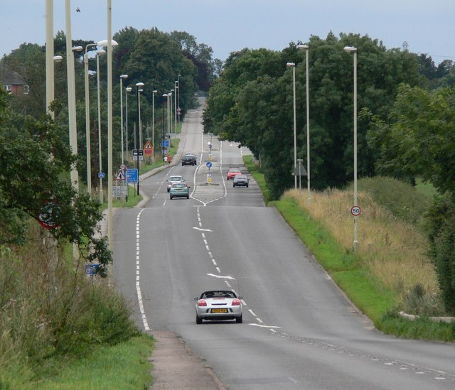 File:The B4114 Coventry Road - geograph.org.uk - 511801.jpg