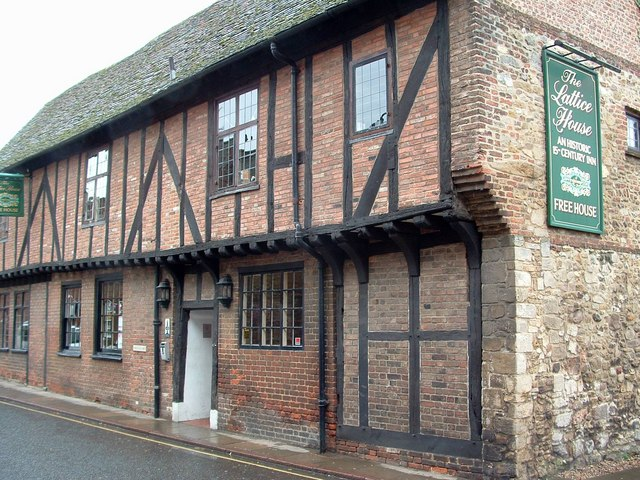 The Lattice House Inn, King's Lynn - geograph.org.uk - 1589499