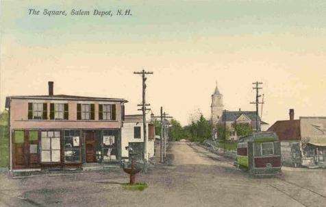 File The Square Salem Depot Nh Jpg Wikimedia Commons