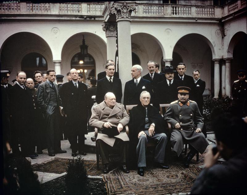 Tehran Yalta Conference Coursework Academic Writing Service
