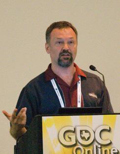 Tim Cain American video game developer