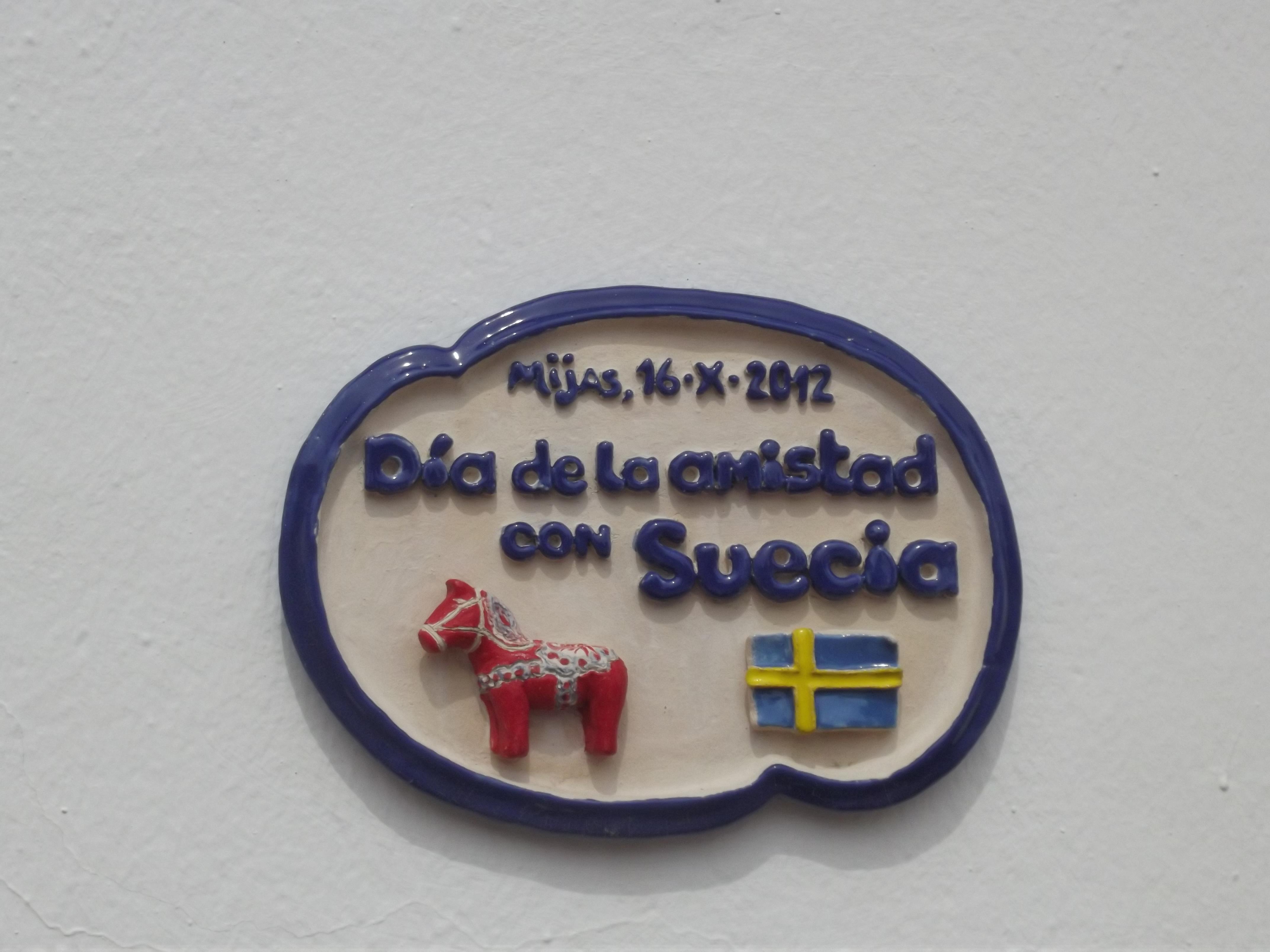 FileTourism Office Mijas World Map Sweden Jpg - Map sweden 2014