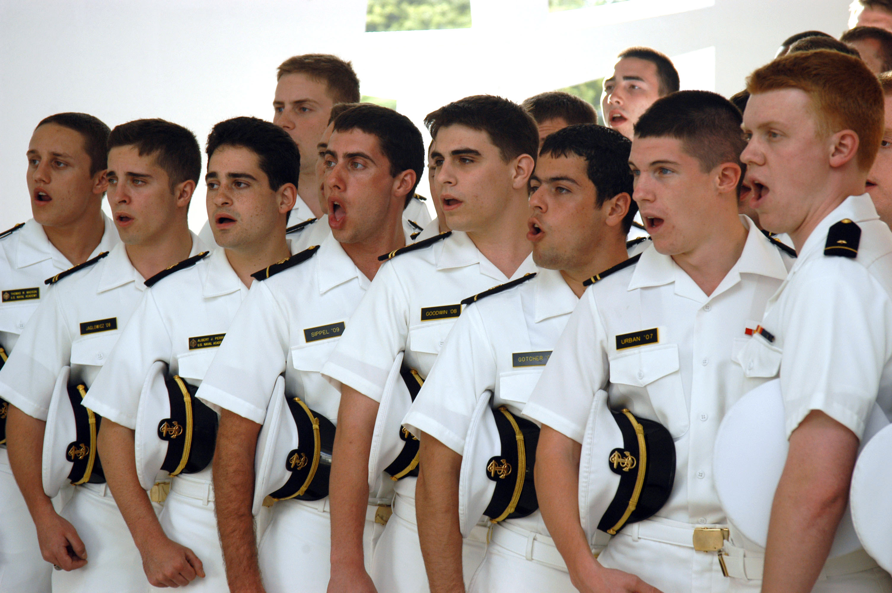 Us navy men
