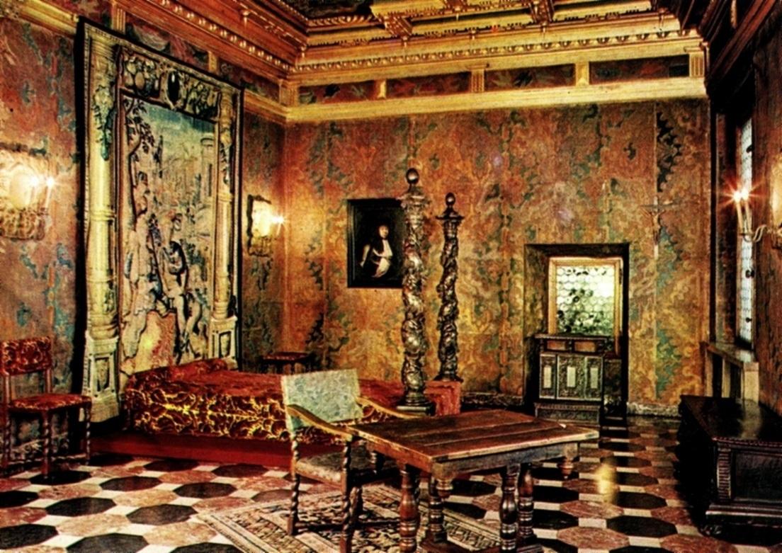 file vasa bedroom at wawel wikimedia commons. Black Bedroom Furniture Sets. Home Design Ideas
