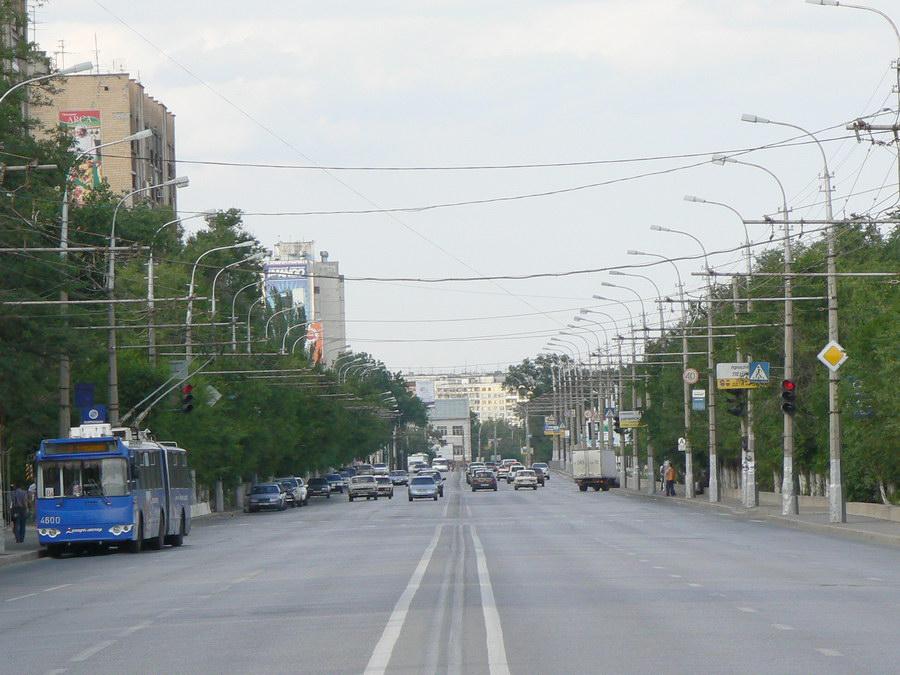 Volgograd tzr 1st arterial road.jpg