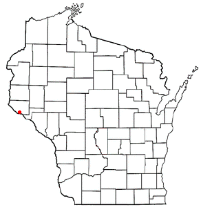 Isabelle, Wisconsin Town in Wisconsin, United States
