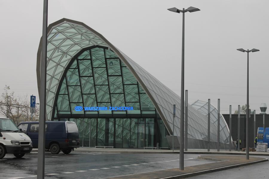 Warszawa Zachodnia - nowy dworzec (2), 2015-10-21