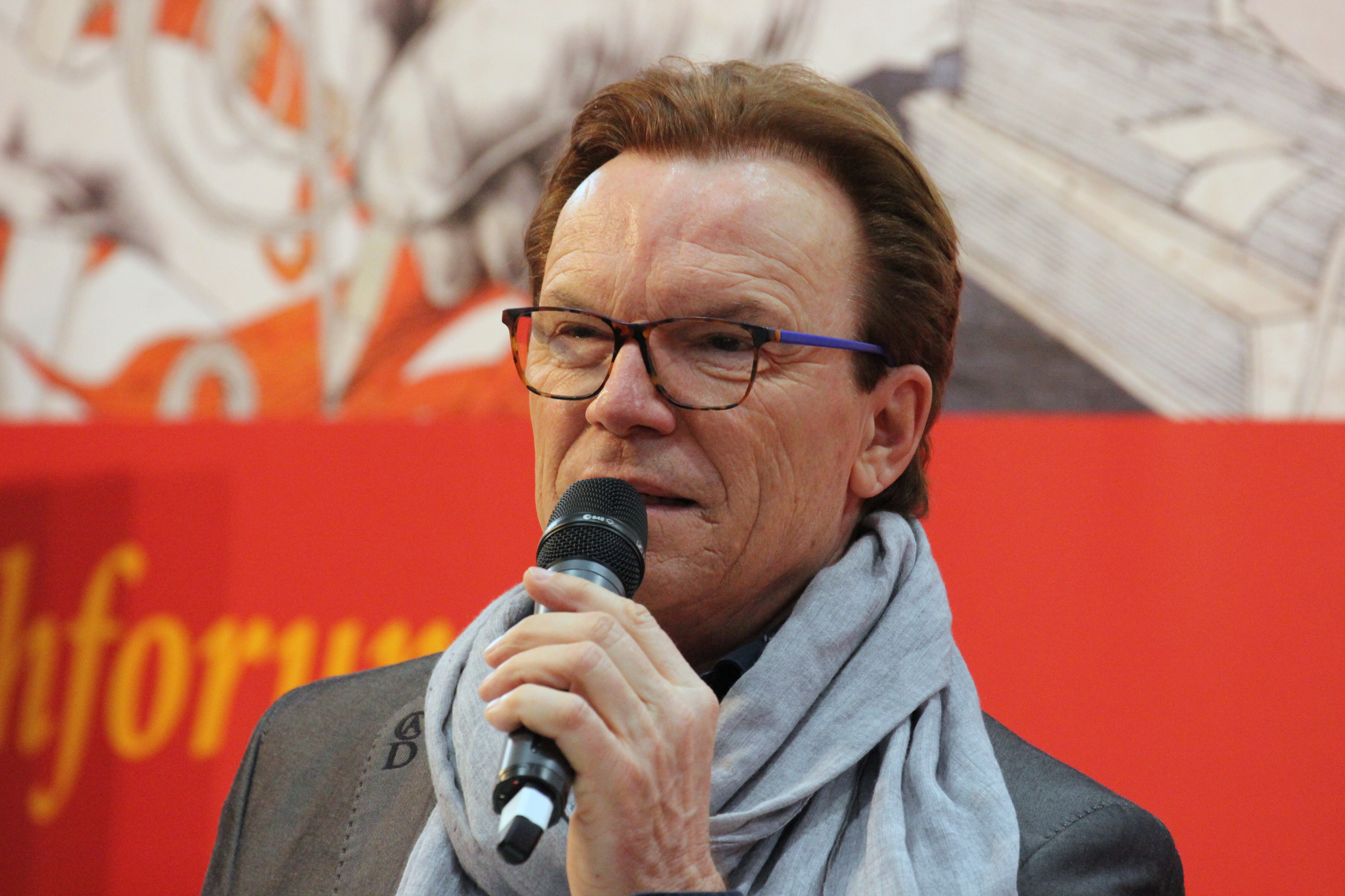 Wolfgang Lippert Btc