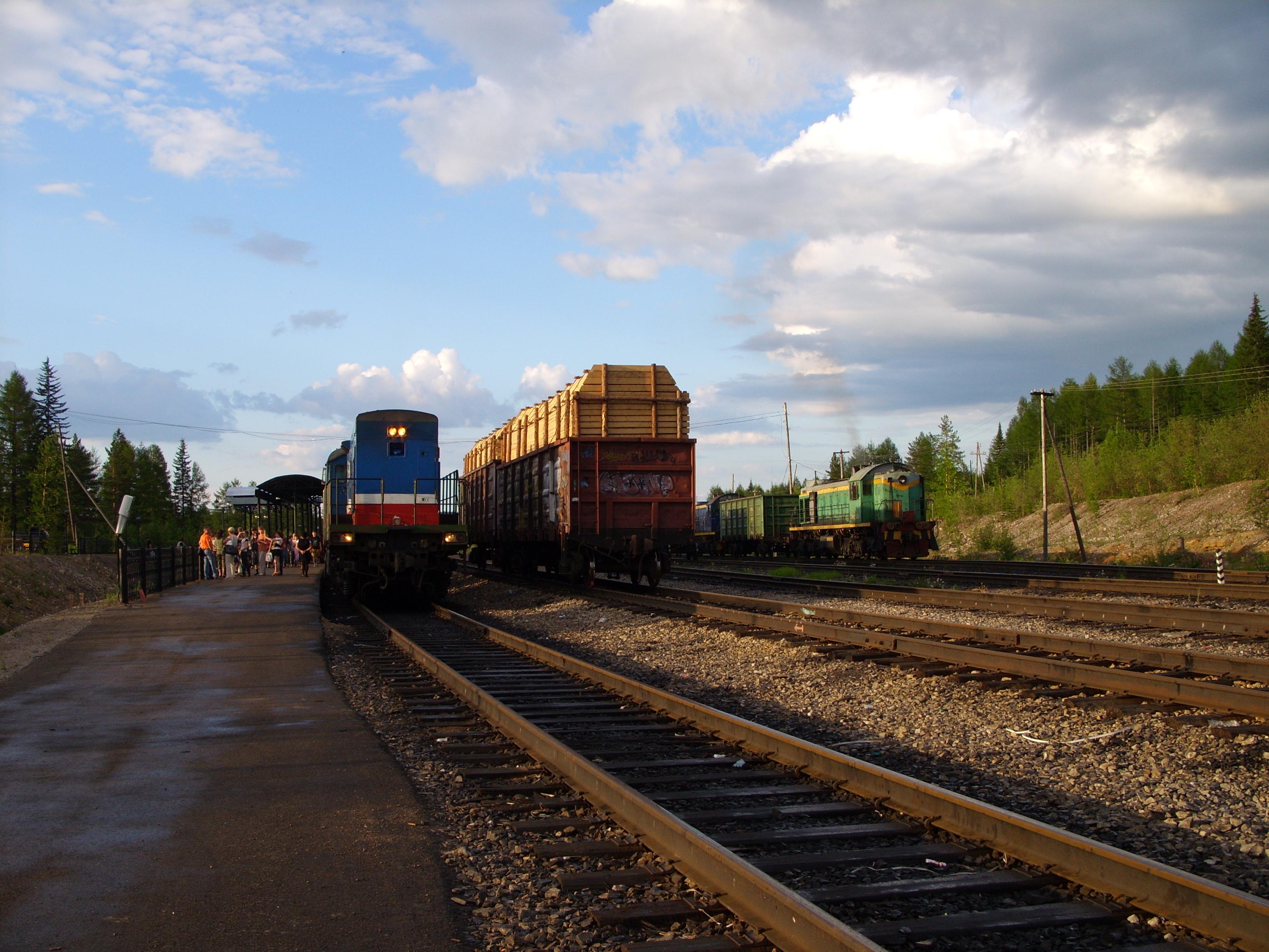 Железнодорожная станция алдан в городе алдан