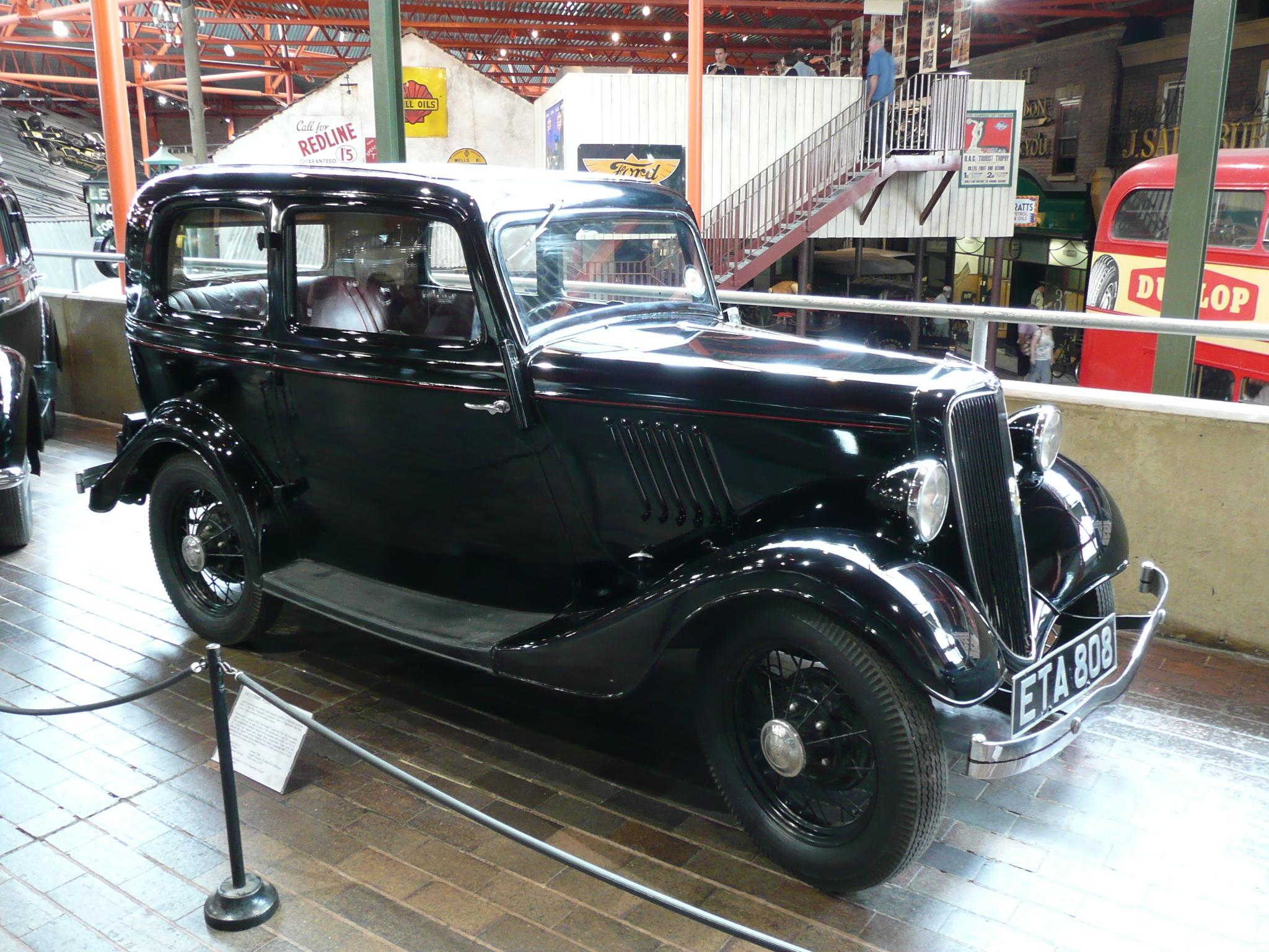 Model Y Wikipedia: File:1937 Ford Model Y.JPG