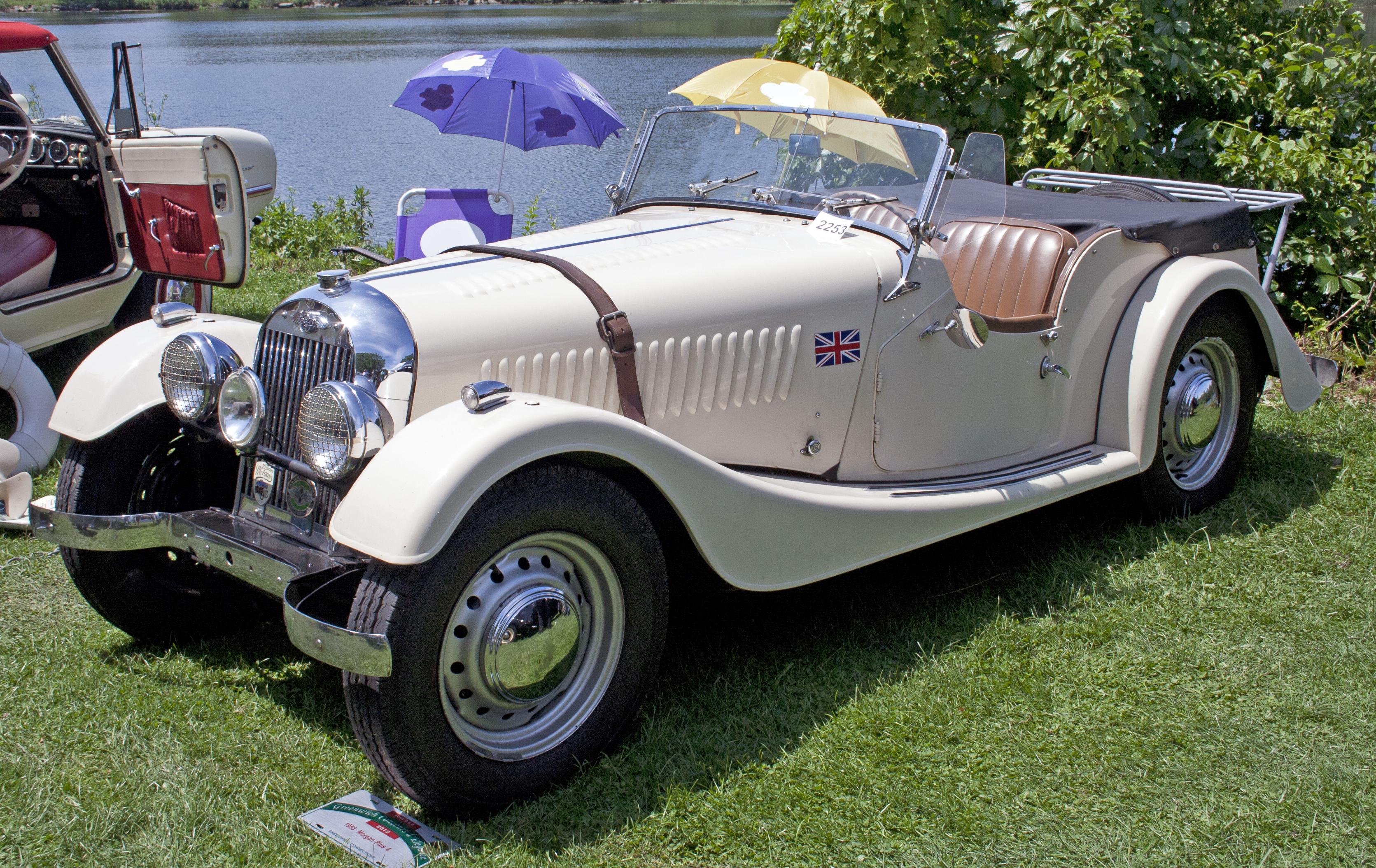 Morgan Car  Wheels
