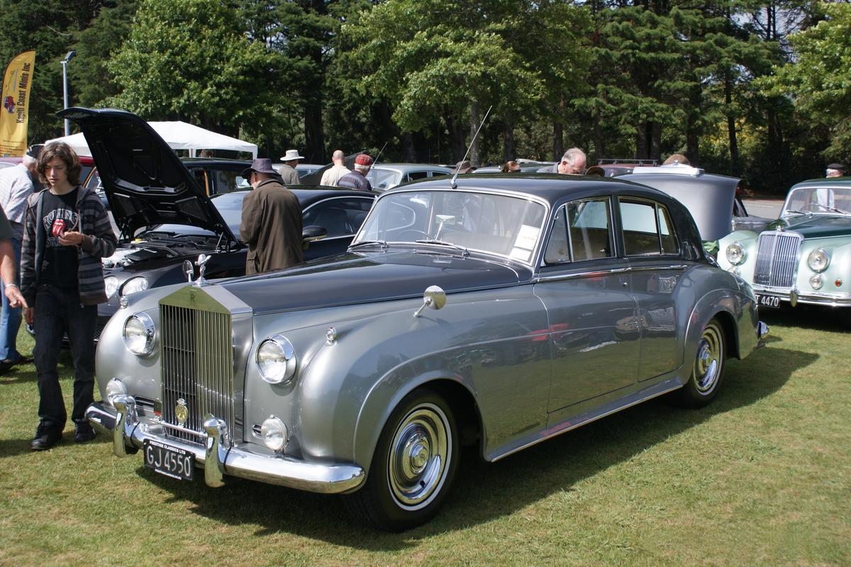 Description 1955 Rolls Royce Silver Cloud - Flickr - 111 Emergency.jpg