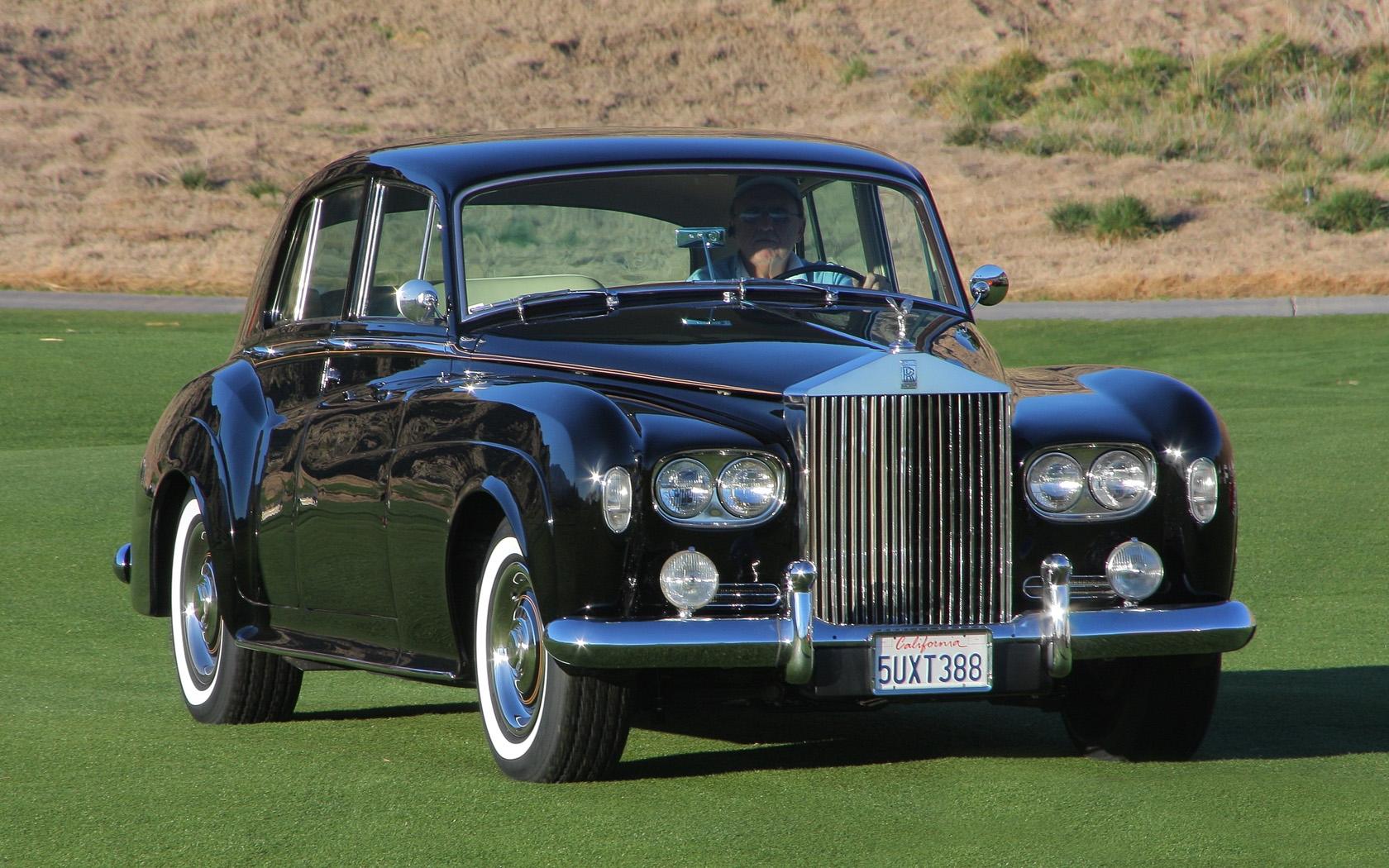 Rolls Royce Classic Cars