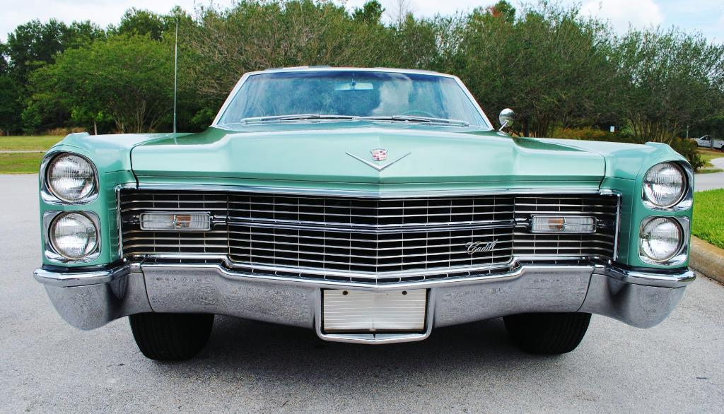 File 1966 Cadillac Deville Convertible Front Jpg