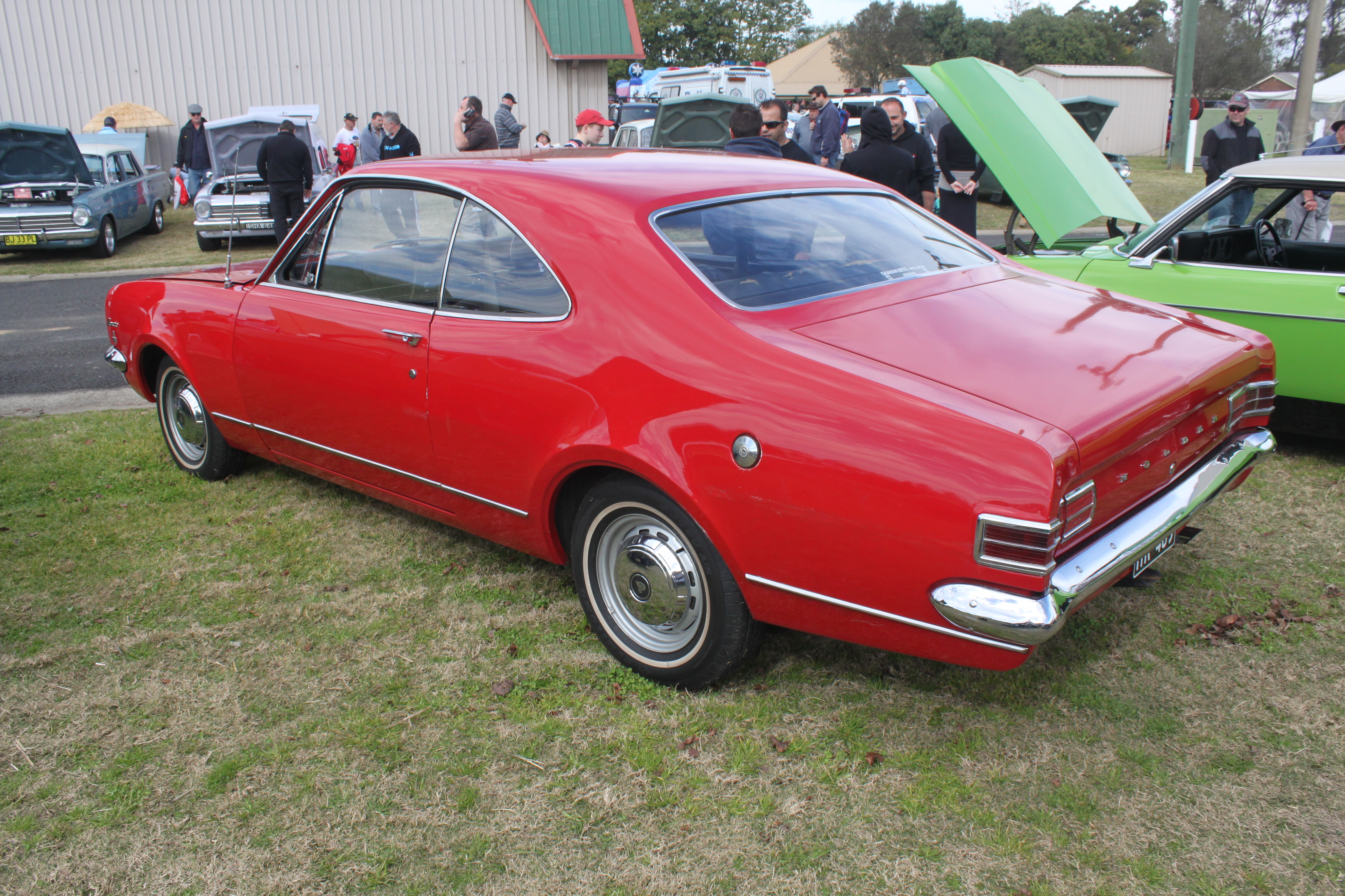 Holden Monaro | Wiki & Review | Everipedia