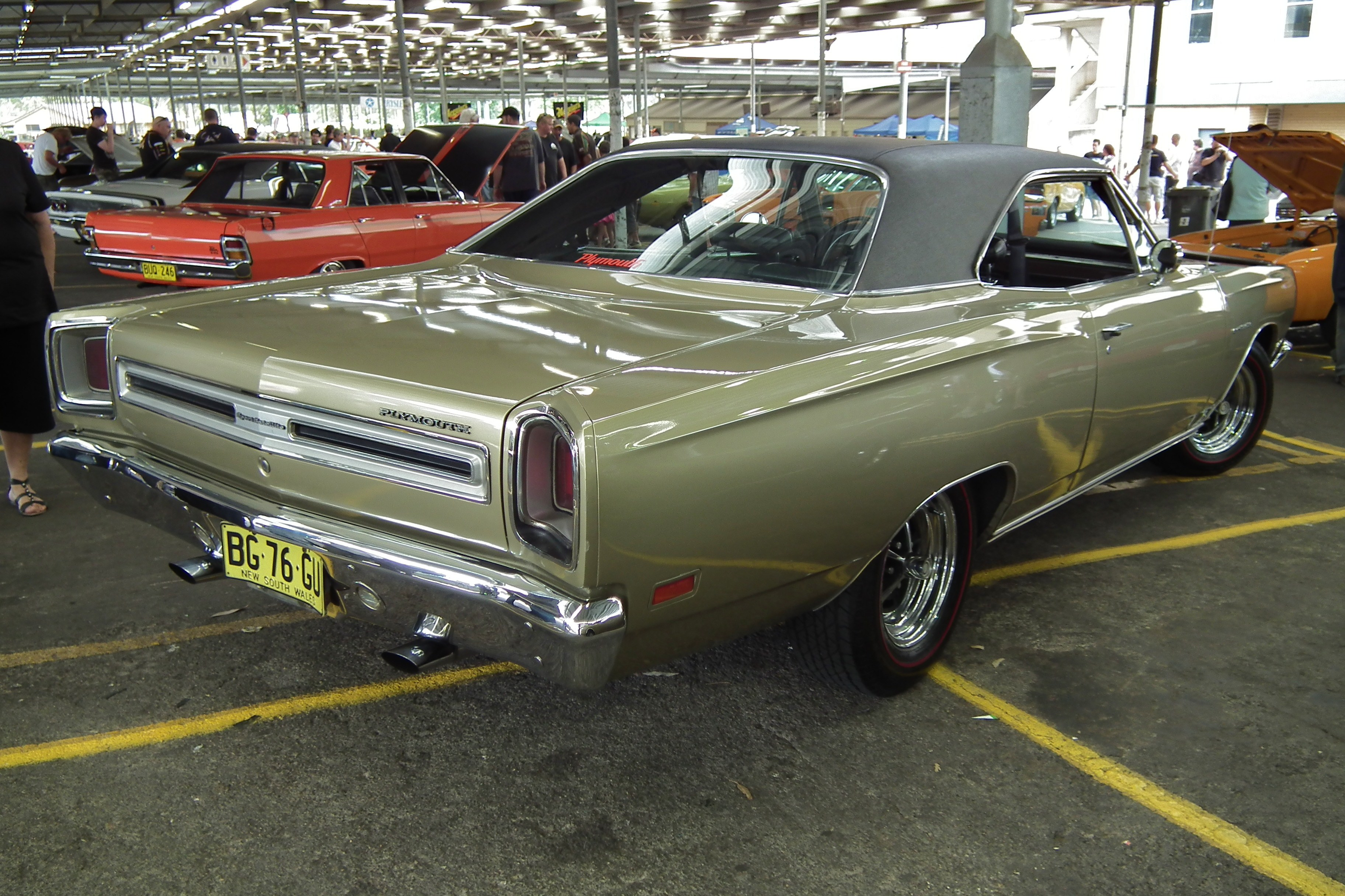 Plymouth Sport Satellite Car For Sale