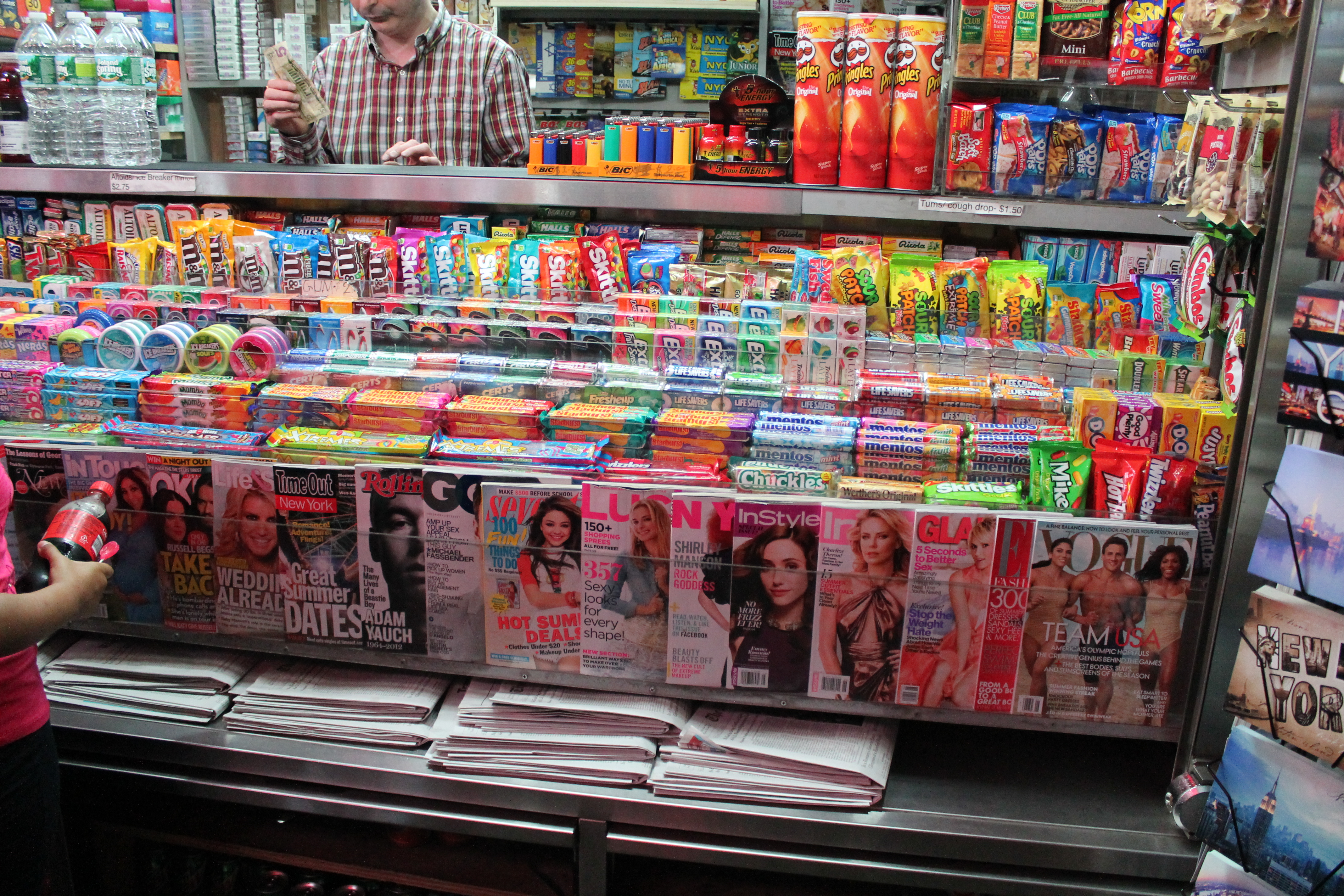 How to Open a Newsstand advise