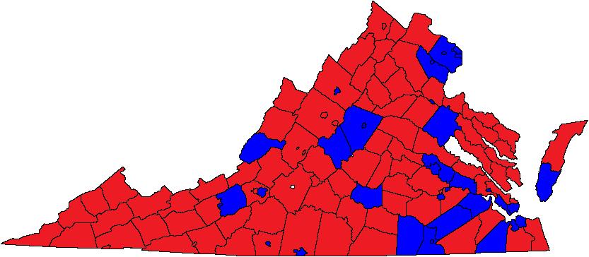 Election In Virginia Beach
