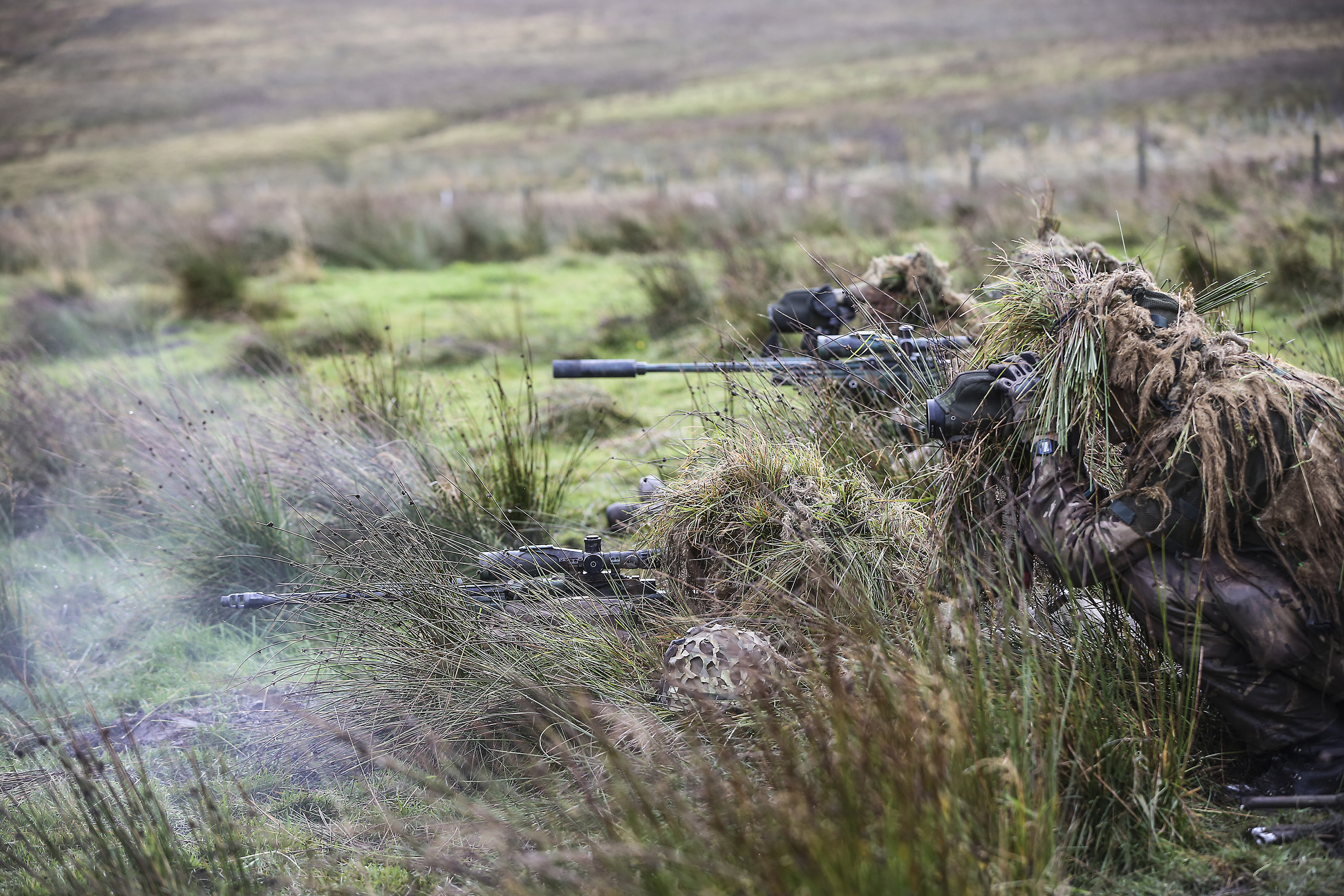 File:34 Squadron undertake Live Fire Tactical Training at