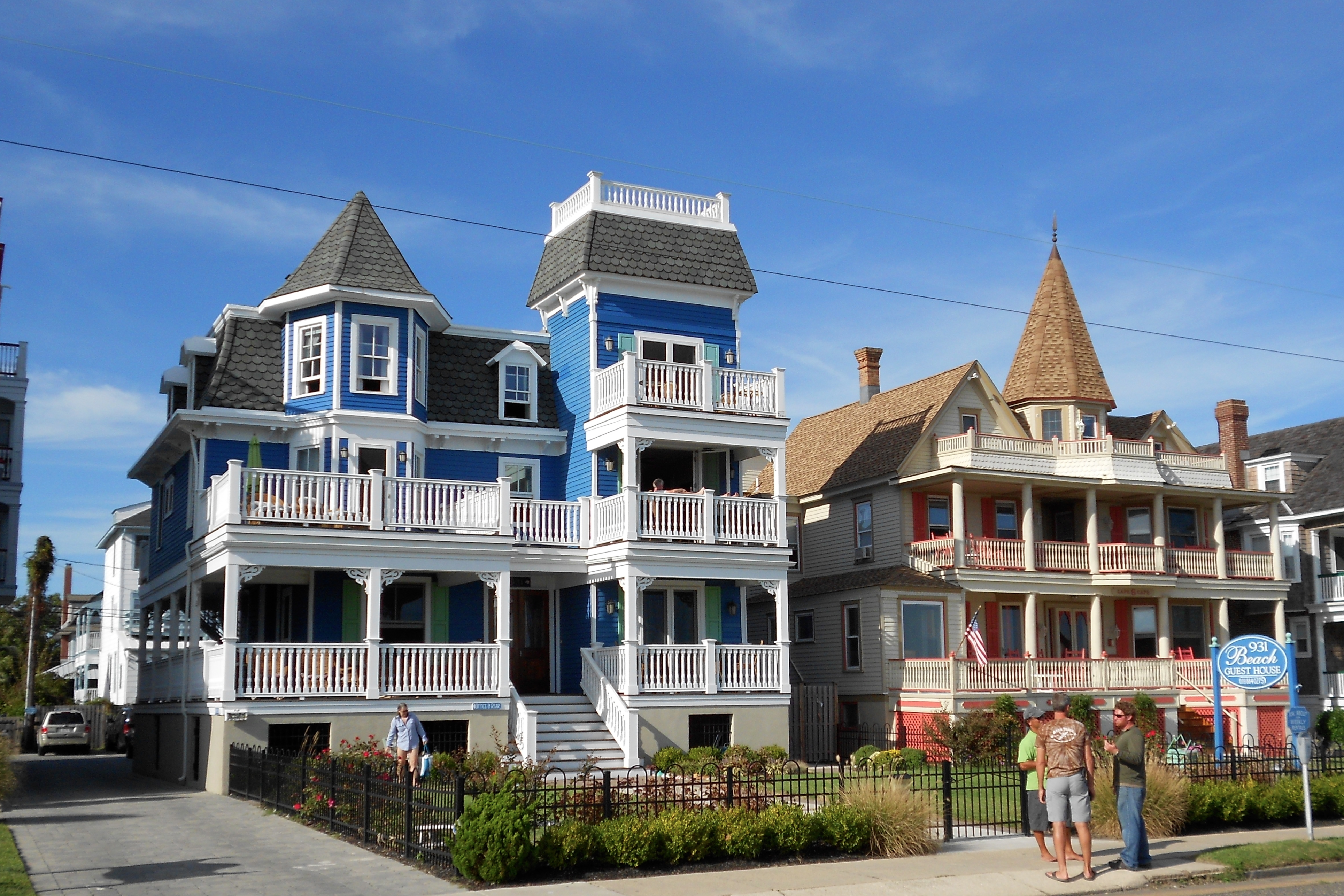 Bed And Breakfast In Nj Beach